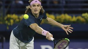 Greek Stefanos Tsitsipas Tennis 5580x3720 Wallpaper