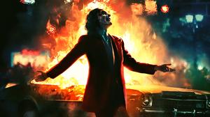 Clown Joker Joker 2019 Movie 2560x1600 Wallpaper