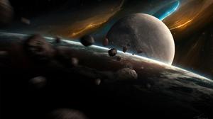 Planet 2560x1600 Wallpaper