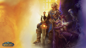 World Of Warcraft Battle For Azeroth 2560x1440 wallpaper