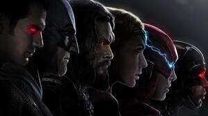 Aquaman Barry Allen Batman Cyborg Dc Comics Dc Comics Flash Justice League Superman Wonder Woman 1920x1440 Wallpaper