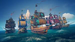 Pirate Sea Of Thieves Ship 3840x2160 Wallpaper