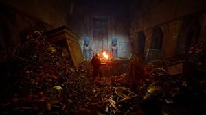 Assassins Creed Origins Bayek Egypt Video Games Video Game Characters Screen Shot 3840x2160 wallpaper