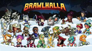 Video Game Brawlhalla 1920x1080 Wallpaper