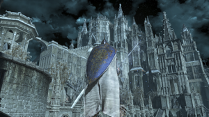 Dark Souls Iii Dark Souls 3 Irithyll Of The Boreal Valley Church Pontiff Sulyvahn Dark Fantasy Video 1920x1080 Wallpaper