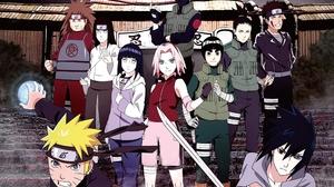 Ch Ji Akimichi Hinata Hy Ga Kakashi Hatake Kiba Inuzuka Naruto Uzumaki Neji Hy Ga Rock Lee Sakura Ha 2424x1869 Wallpaper