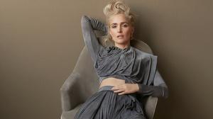 Actress Australian Blonde Earrings Rose Byrne 4800x2832 wallpaper