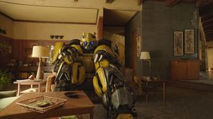 Bumblebee Movie Bumblebee Transformers Movie Robot Transformers 4208x2248 Wallpaper