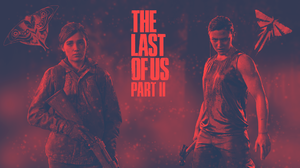 The Last Of Us 2 Abby Ellie Firefly Moth Videogame PlayStation 1920x1080 wallpaper
