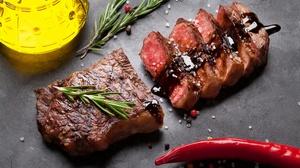 Meat Pepper Still Life 3000x2000 Wallpaper