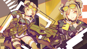 Anime Anime Girls Girls Frontline 2048x1279 Wallpaper