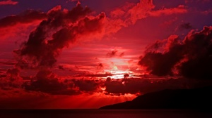 Cloud Horizon Sky 2560x1600 wallpaper