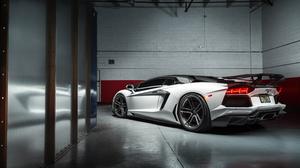 Vehicles Lamborghini Aventador 7281x4857 Wallpaper