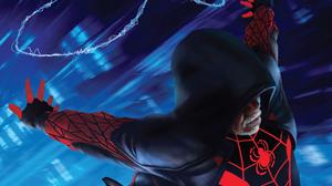 Marvel Comics Miles Morales 1988x1593 Wallpaper