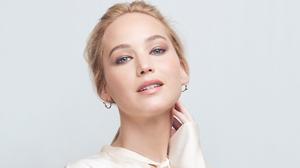 Actress American Blonde Blue Eyes Jennifer Lawrence 5120x2880 Wallpaper