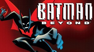 Cartoon Batman Batman Beyond TV Series Red Background 1920x1080 Wallpaper