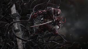 Deadpool Symbiote 1920x1171 Wallpaper