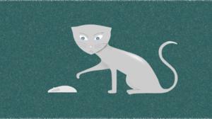 Kittens Animals Vector 2843x1517 Wallpaper