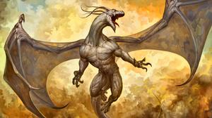 Fantasy Dragon 1600x1200 wallpaper