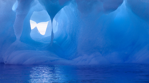 Earth Ice Cave 2000x1333 wallpaper