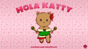 Anime Hello Kitty 1920x1080 Wallpaper