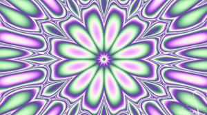 Artistic Colors Digital Art Kaleidoscope Pattern 1920x1080 Wallpaper