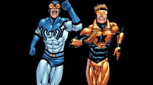 Booster Gold Blue Beetle DC Comics DC Comics 1920x1200 Wallpaper