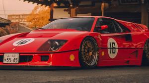 Ultrawide Car Ferrari 5120x1440 Wallpaper