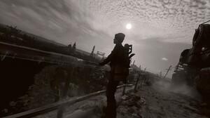 Metro Exodus Video Games Video Game Girls Video Game Landscape Low Saturation Screen Shot Apocalypti 3840x2160 Wallpaper