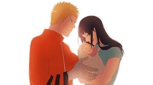 Boruto Uzumaki Hinata Hyuga Naruto Uzumaki 2500x1456 Wallpaper