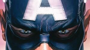 Comics Comic Art Comic Books Marvel Comics Captain America Steve Rogers Eyes The Avengers 1984x1116 Wallpaper