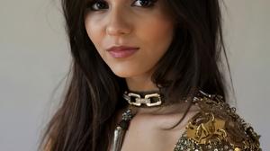 Victoria Justice Women Brunette Actress Latinas Simple Background 1332x2000 wallpaper