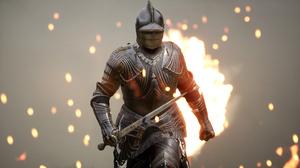 Armor Knight Sword Warrior 3840x2160 Wallpaper