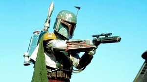 Star Wars Boba Fett Bounty Hunter Star Wars Return Of The Jedi Movies Science Fiction 1024x768 Wallpaper