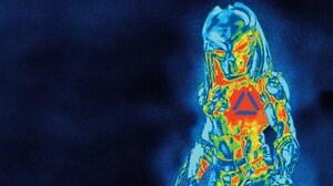 Alien Predator Sci Fi The Predator Movie 12108x6811 wallpaper