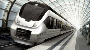 Train Train Station Electric Train Vehicle Tunnel 2200x1375 Wallpaper