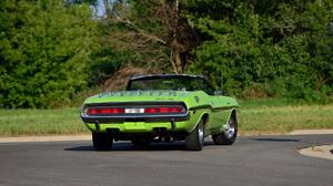 Car Dodge Dodge Challenger Dodge Hemi Challenger R T Convertible Mopar Muscle Car 1920x1200 Wallpaper