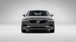 Car Luxury Car Silver Car Vehicle Volvo Volvo S90 4000x2816 Wallpaper