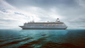 Ship Ocean 4200x2800 Wallpaper