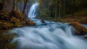 Nature River Waterfall 2048x1280 Wallpaper
