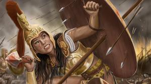 Fantasy Women Warrior 1920x1080 Wallpaper