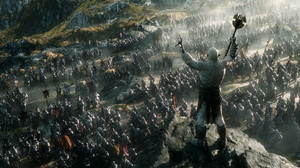 Movie The Hobbit The Battle Of The Five Armies 2864x1200 Wallpaper