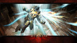 Diablo Iii Video Game Tyrael Diablo Iii 1920x1200 Wallpaper