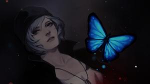 Butterfly Chloe Price Life Is Strange 1920x1080 Wallpaper