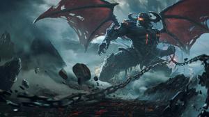 Demon Devil 2019x1080 wallpaper