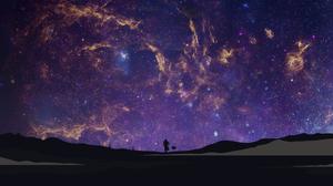 The Mandalorian Character Galaxy 2560x1440 Wallpaper