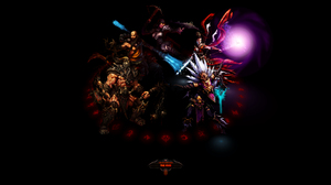 Barbarian Diablo Iii Demon Hunter Diablo Iii Diablo Iii Monk Diablo Iii Witch Doctor Diablo Iii Wiza 2560x1600 Wallpaper