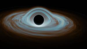 Sci Fi Black Hole 3840x2160 Wallpaper