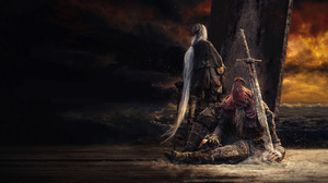 Dark Souls Iii Sword Warrior 1920x1080 wallpaper