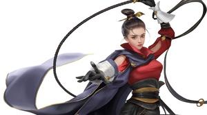 Asian Girl Whip Woman Warrior 1920x1280 Wallpaper